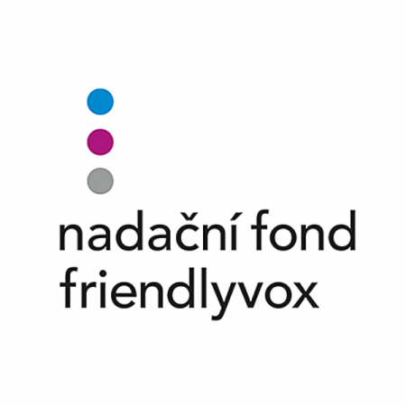 Tvorba webu pro Nadační fond FriendlyVox - Logo