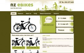 NZ EBIKES - Reference