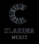 Clarina Music - Klarinety - Logo