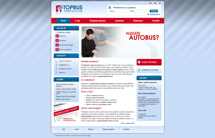 TopBus - Reference